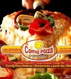 Pizzaria Com@ Pizza em Curitiba