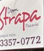 Pizzaria Dom Strapa em Curitiba