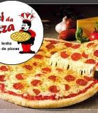 Pizzaria Rei da Pizza em Curitiba
